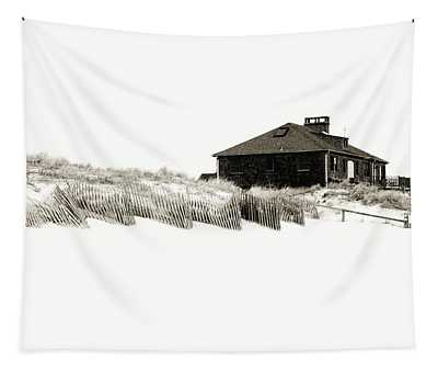 Beach House - Jersey Shore Tapestry