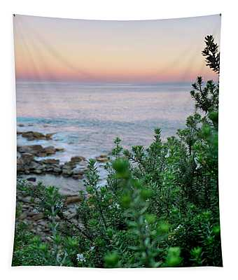 Beach Retreat Tapestry