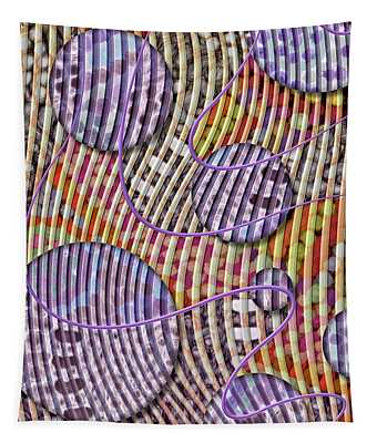 Bead Spumps Tapestry