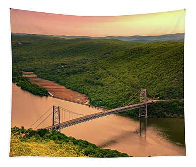 Bear Mountain Bridge Tapestry