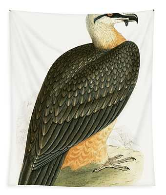Bearded Vulture Tapestry