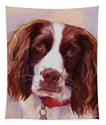 Beautiful  Dog01 Tapestry
