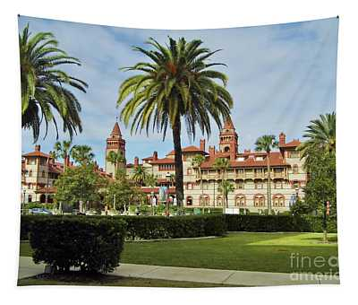 Beautiful Flagler College Tapestry