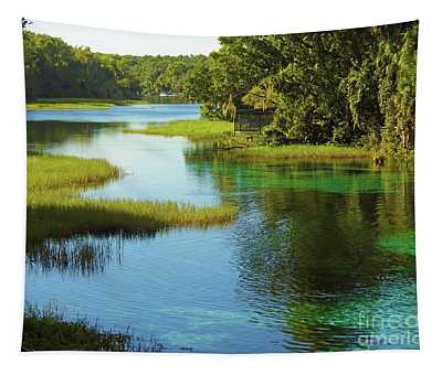 Beautiful River Tapestry