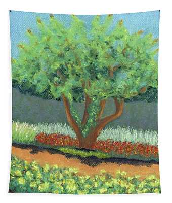 Beautiful Tree Tapestry
