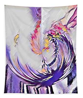 Beauty For Ashes II Tapestry