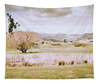 Beauty In Rustic Gretna Tapestry