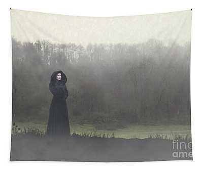 Beauty In The Fog Tapestry