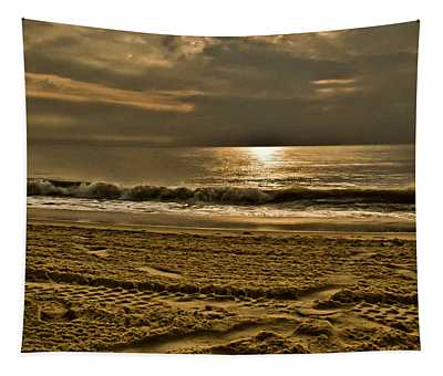 Beauty Of A Day Tapestry