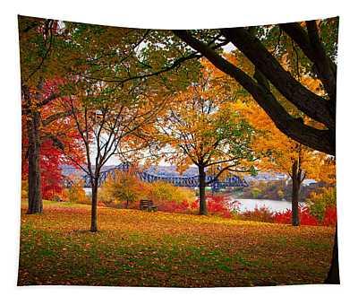 Beaver Park Tapestry