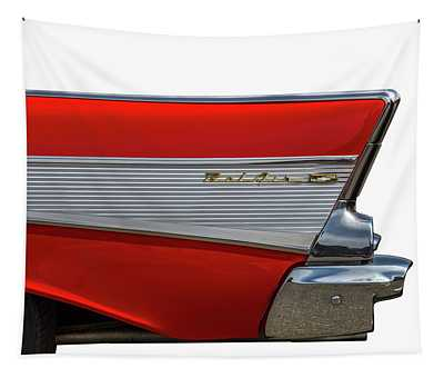 Bel Air Tapestry by Peter Tellone
