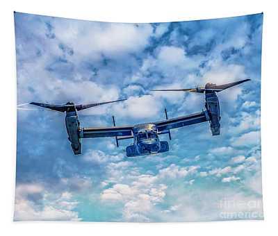Bell Boeing V-22 Osprey  Tapestry