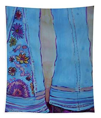Bell Bottoms Tapestry