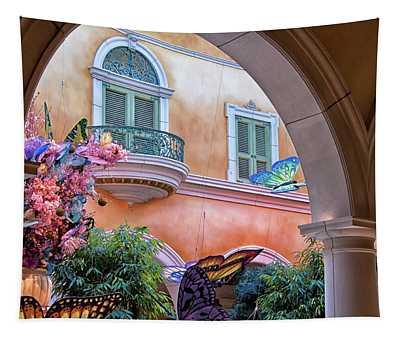 Bellagio Las Vegas At Springtine Tapestry