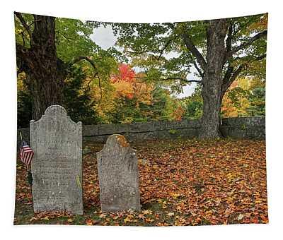 Benjamin Butler Grave Tapestry