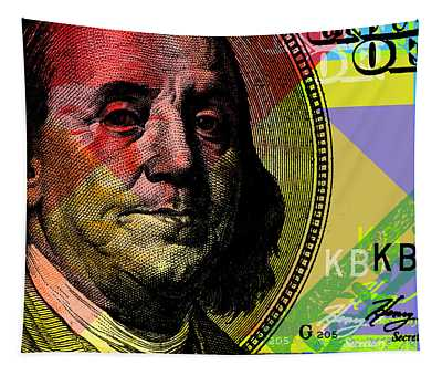 Bank Note Wall Tapestries
