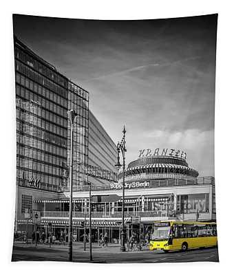 Berlin City-west Tapestry