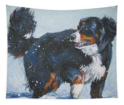 Designs Similar to Bernese Mountain Dog In Drift
