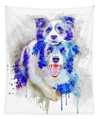 Best Buddies Tapestry