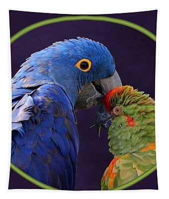 Best Friends Forever Tapestry