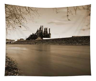 Bethlehem Steel Along The Lehigh Tapestry