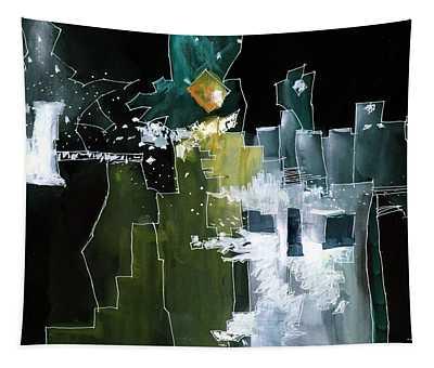 Beyond Horizons Tapestry