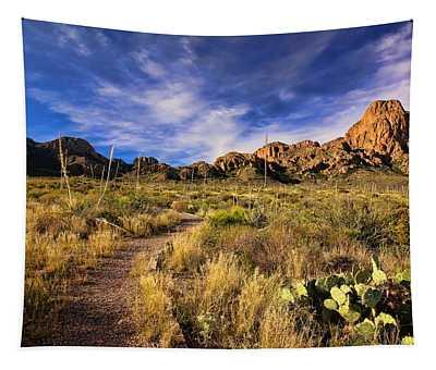 Big Bend National Park 2 Tapestry