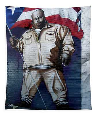 Big Pun Tapestry