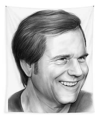Bill Paxton Tapestry