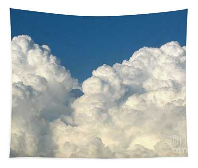 Billowing Clouds 1 Tapestry