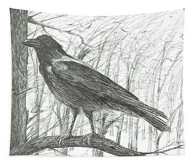 Bird, 2011 Tapestry