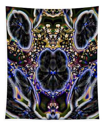 Black Angel Tapestry