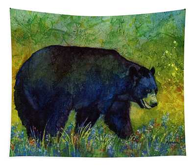 Black Bear Tapestries