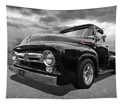 Black Beauty - 1956 Ford F100 Tapestry