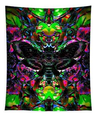 Black Moth Tapestry