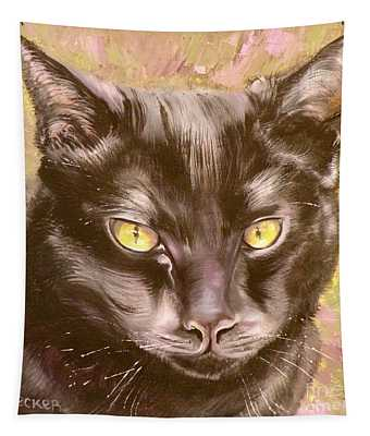 Black Pearl Tapestry