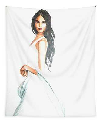 Blanca Tapestry