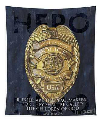 Officer Wall Tapestries