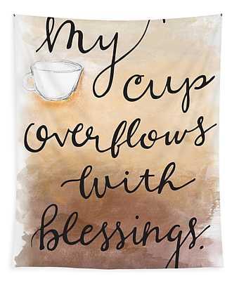 Blessings Tapestry