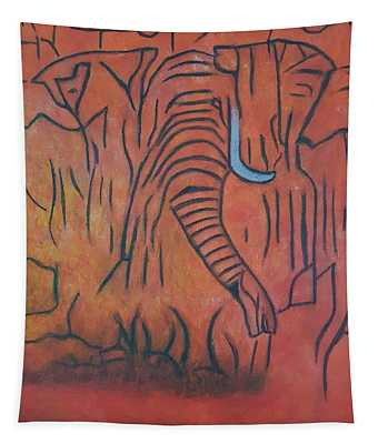 Blood Ivory Tapestry