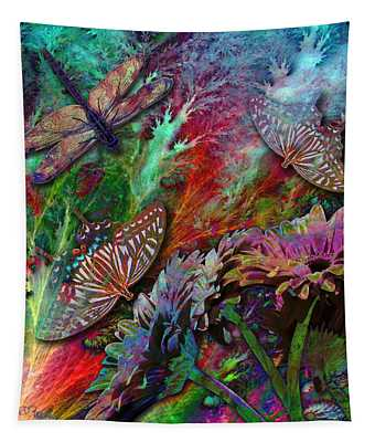 Blooming Color Tapestry