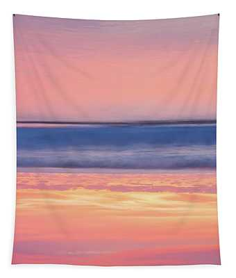 Apricot Delight Tapestry