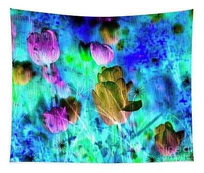 Mysterious Tulip Sound Tapestry
