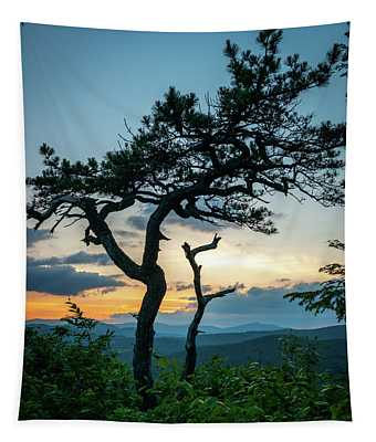 Blue Ridge Mountains Dr. Tree Tapestry