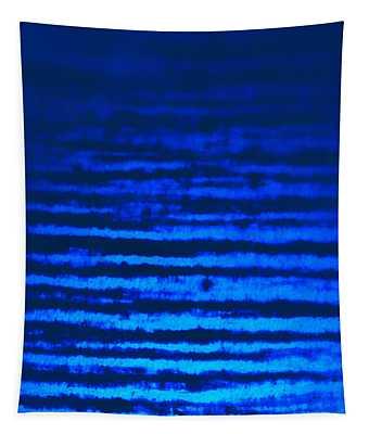 Blue Sea Dream Tapestry