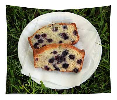 Blueberry Bread Tapestry