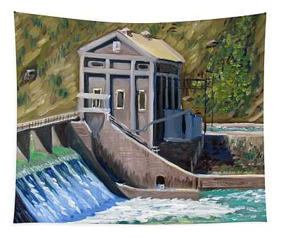 Boise Diversion Dam Tapestry