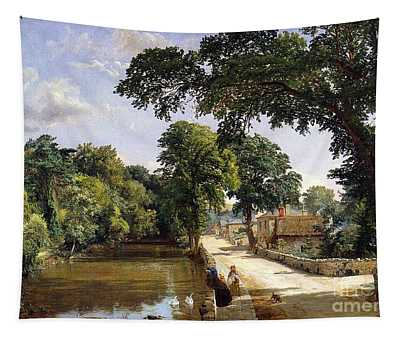 Bonchurch Isle Of Wight Tapestry