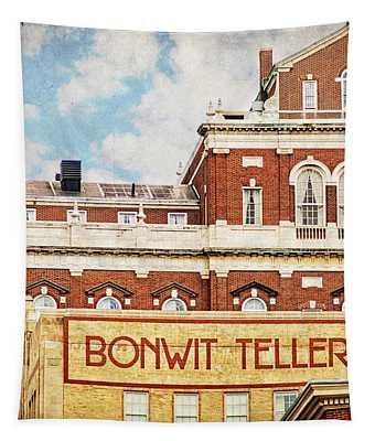 Bonwit Teller Tapestry