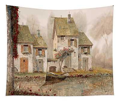 Borgo Nebbioso Tapestry